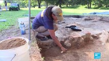 Archeologists search for Angelo, one of America's first female slaves