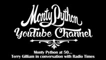 Monty Python at 50 - Terry Gilliam in conversation with Radio Times