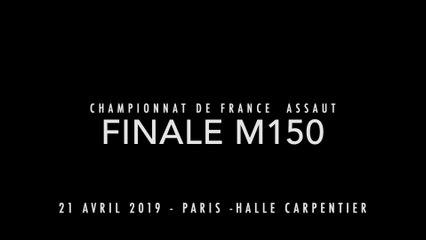 ASSAUT Finale 2019 - M150 : HEINI  Frédéric  / NAROU Yoann