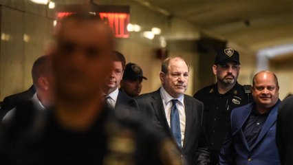 Harvey Weinstein mis en accusation avant son procès la semaine prochaine