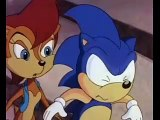 (Sonic 02x17) Un saut dans le passé partie 1