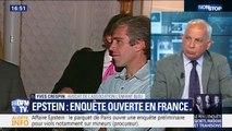 """Affaire Epstein: pour l'avocat de l'association L'Enfant Bleu, """"il semblerait qu'il y ait des faits qui ont été commis en France contre des mineurs"""""""