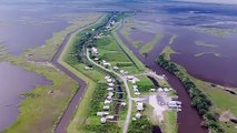 États-Unis : l'île Jean-Charles bientôt engloutie par les eaux