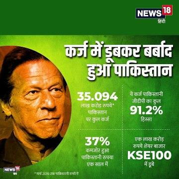 डर में कट रही है पाकिस्तान के प्रधानमंत्री की रात! ये एक फैसला कर देगा पाकिस्तान को 'कंगाल'