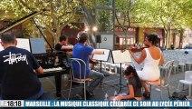 Marseille : la musique classique célébrée ce soir au lycée Périer