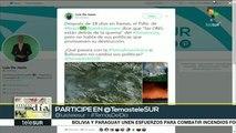 Temas del Día: Argentina: Protestas contra crisis económica