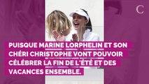 PHOTOS. Marine Lorphelin retrouve son chéri pour un séjour en amoureux à Avignon