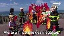 Biarritz: Oxfam exhorte le G7 à agir contre les inégalités