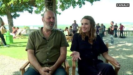 Le Pitch du Film Deux Moi par Ana Girardot et Cédric Klapisch