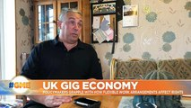 UK inequality: How the 'gig economy' is reshaping workers' rights