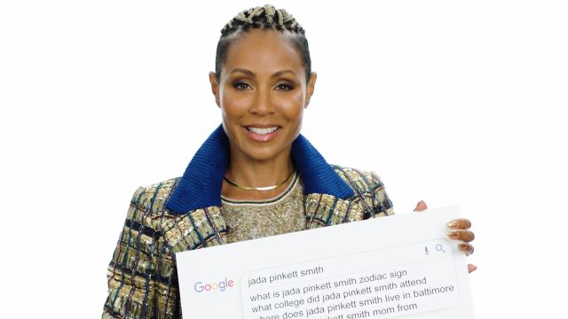 Jada Pinkett Smith Answers the Web's Most Searched Questions