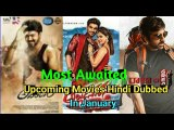 Top 5 Most Awaited Upcoming South Hindi Dubbed Movies Coming In January.