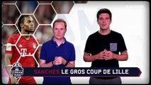 Sanches, coup de génie ou pari risqué pour Lille ?