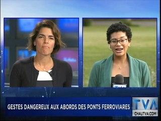 22 aout TVA Nouvelles 18h CHAU