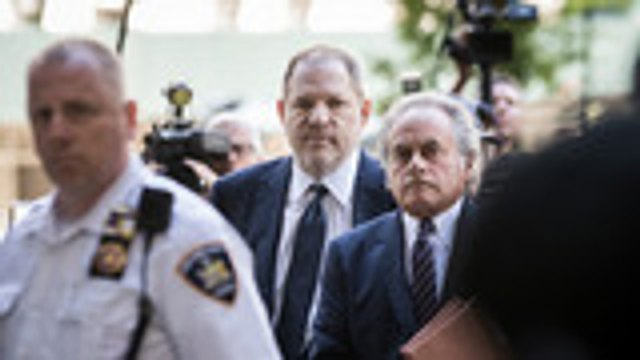 Harvey Weinstein: New Indictment Issued for Alleged Sexual Assault   THR News