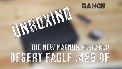 Unboxing the Desert Eagle Mark XIX
