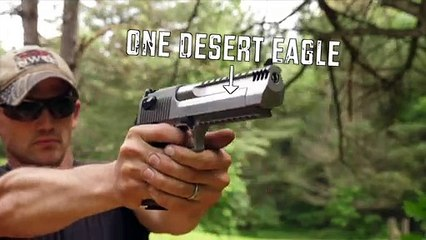 Changing Barrels on the Desert Eagle Mark XIX