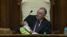 Babies Are Making News In Parliaments Across The Globe