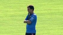 Rubi desconfía de la lesión de Messi y cree que será titular