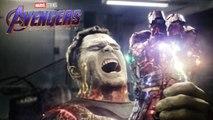 Go Avengers Power-up Hulk, Iron man~- Infinity War Thanos