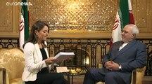 Atomabkommen und Irans Rolle in der Welt  Javad Zarif im euronews-Gespräch