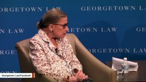Justice Ruth Bader Ginsburg Treated For Malignant Tumor