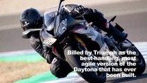 Triumph Daytona 765 Moto2 First Look
