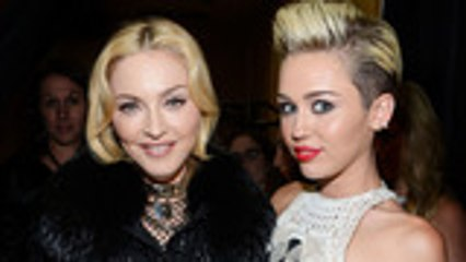 Madonna Supports Miley Cyrus After Rumors About Liam Hemsworth Split | Billboard News