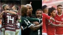 Confira o aproveitamento dos 20 clubes da Série A na temporada