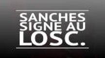 LOSC - Renato Sanches signe 4 ans !
