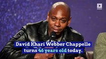 Happy Birthday, Dave Chappelle! (Saturday, Aug. 24)