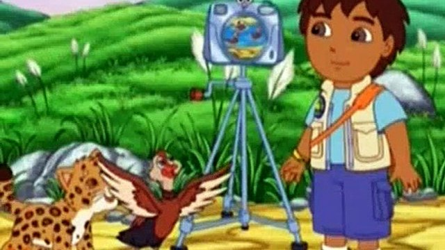 Go Diego Go Season 3 Episode 4 Whistling Willie Finds a Friend