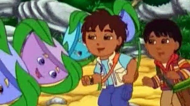 Go Diego Go Season 3 Episode 5 Kichos Magic Flute
