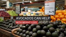 Avocados Can Help With Weight Loss