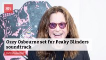 Ozzy Osbourne Will Work With 'Peaky Blinders'