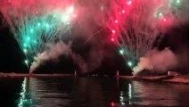 feu d'artifice 23 août 2019 au Grau d'Agde