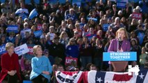 With 15 days to go, Hillary and Elizabeth Warren hit the trail in New Hampshire. Join them- IWillVot