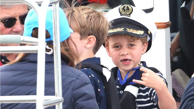 Lara Spencer Apologizes For Laughing At Prince George's Ballet Lessons