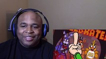 Five Nights At Freddy's Animation   Jacksepticeye Animated REACTION! (BlastphamousHD TV)