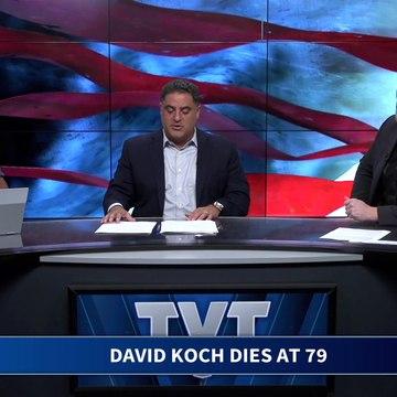 David Koch Dead at 79