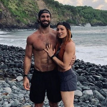 Seth Rollins and Becky Lynch  Are Engaged! Engagement Rumors