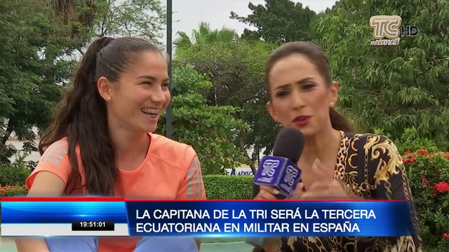 Ligia Moreira, talento futbolístico que militará en Europa