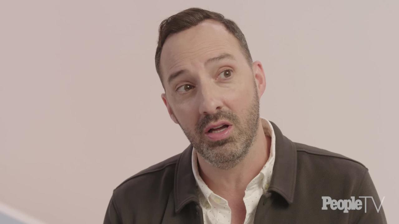 How Tony Hale Blows His Friends' Kids Minds With His Forky Voice