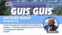 Guis Guis de Jaques Diouf dans Jakaarlo bi du 23 Aout 2019