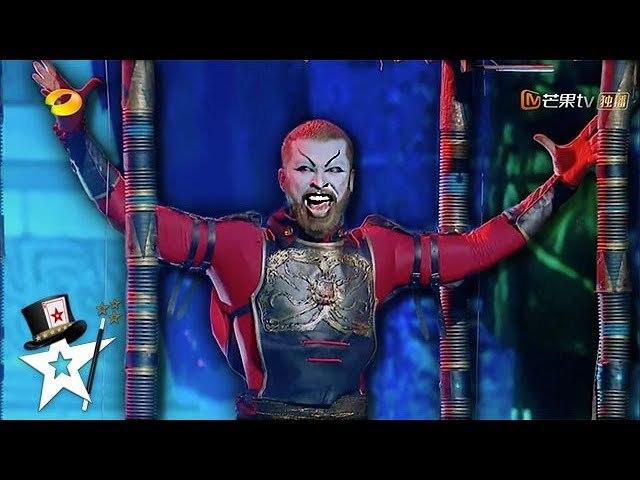 A Dark NIGHTMARE on World's Got Talent 2019 - Magicians Got Talent