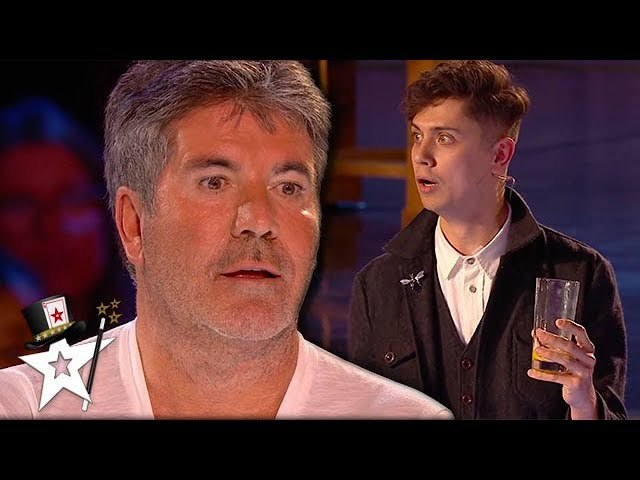 Simon Cowell Can't Believe His Eyes- Magician SHOCKER on BGT 2019 - Magicians Got Talent