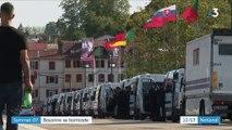 Sommet du G7 : la ville de Bayonne à l'arrêt