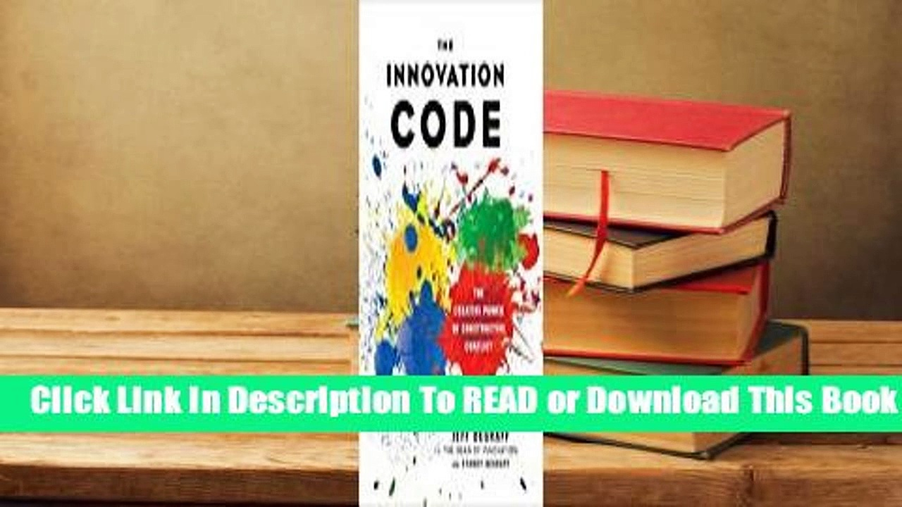 Full E-book The Innovation Code  For Trial