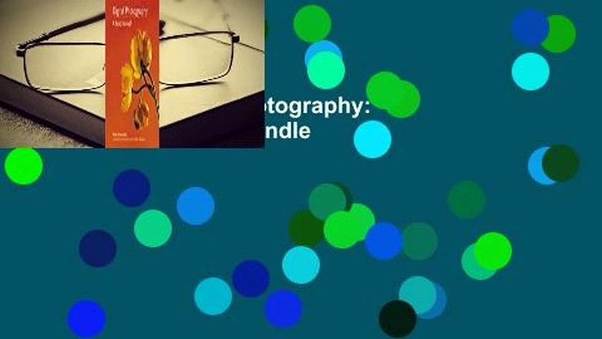Full E-book Digital Photography: A Basic Manual  For Kindle