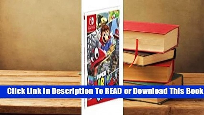 Full E-book Super Mario Odyssey  For Full